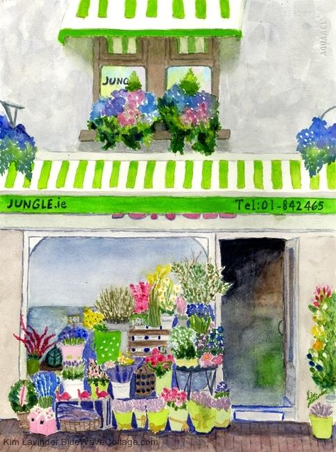 Dublin Flower Shop