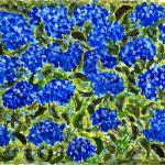 Hydrangea Maze
