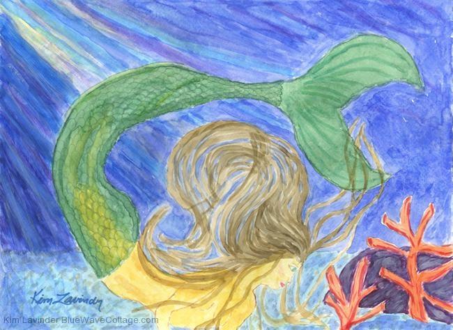 Mermaid Spiral