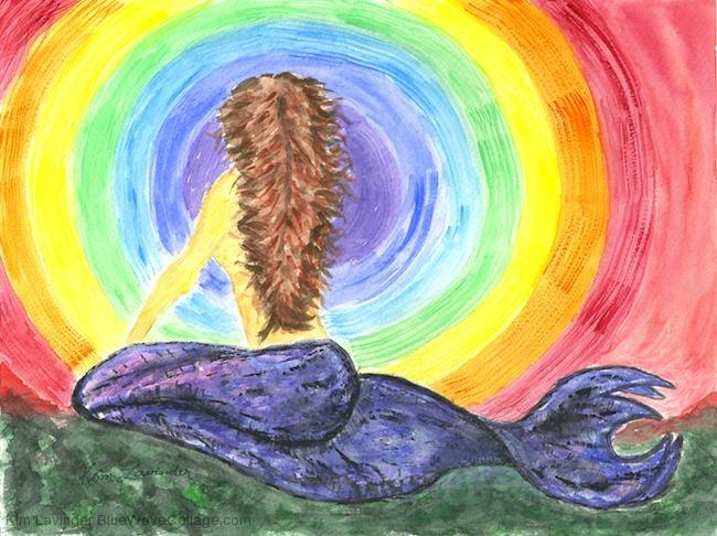 Mermaid Vision