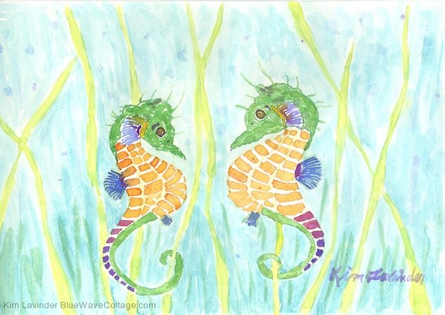 Seahorse Romance