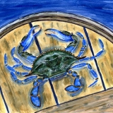 Male Blue Crab